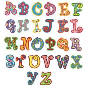 chunky_curly_applique_alphabet